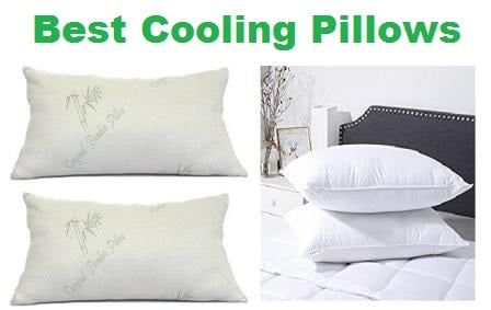 Top 15 Best Cooling Pillows in 2018
