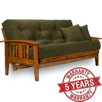 super popular 28e2e f8289 Top 15 Most Comfortable Futon in 2019 - Complete Guide