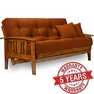 Unlike The Bulky Westfield Wood Futon Frame Full Size