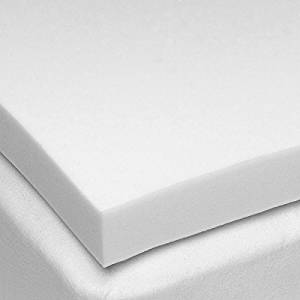 Advanced Sleep Solutions 2-Inch Medium Soft Memory Foam Mattress Topper