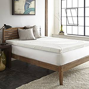 Perfect Cloud 2-Inch Gel Fusion Memory Foam Mattress Topper