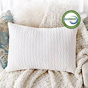 Sable Shredded Memory Foam Pillow