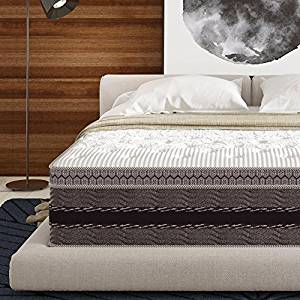 Signature Sleep Justice 14-Inch Premium Hybrid Gel Memory Foam Mattress