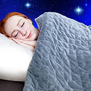 Weighted Idea – Weighted Blanket Comforter for Adult Woman and Man –