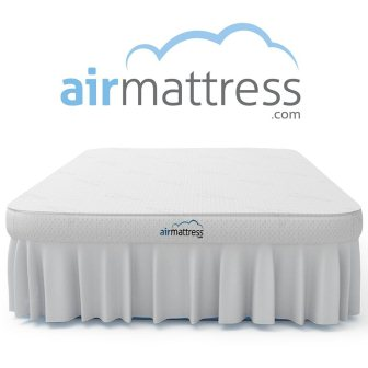 KING size – Best Choice RAISED Inflatable Bed from Air Mattress