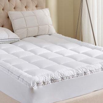 Witone Mattress Pad Full-Size 400TC – 46oz Mattress