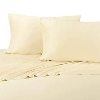 Once The 100% Bamboo Bed Sheet Set From Whole Sale Bedding