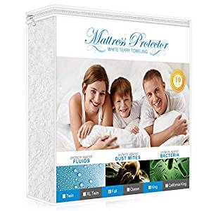 Full-Size Mattress Protector from AdorioPower