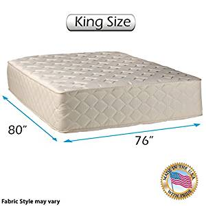 Highlight Luxury Gentle Firm King Size Mattress by Dream Solutions
