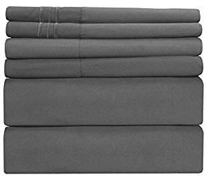 CGK Unlimited Queen Size Sheet Set – 6 Piece Set