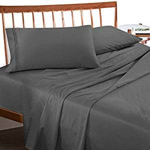 Empyrean Bedding Premium Microfiber Queen Sheets Set – 4-Piece