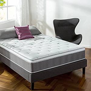 Extra Firm iCoil 12 Inch Support Plus Twin Mattress from Zinus