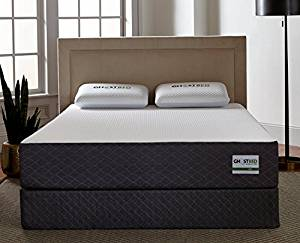 GhostBed King-Size Mattress with Cooling Gel Memory Foam