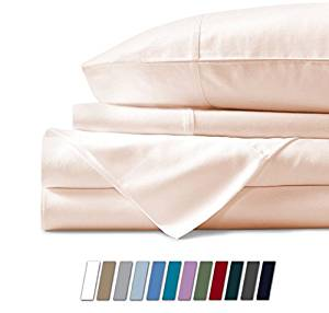 Mayfair Linen 100% EGYPTIAN COTTON Sheets Set, 800 THREAD COUNT