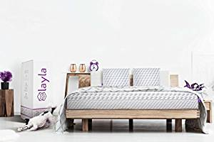 Memory Foam Twin Mattress from Layla SleepCopper