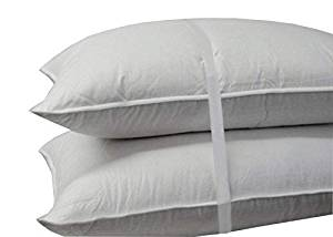 Royal Hotel's Down Pillow – 500 Thread Count 100% Cotton