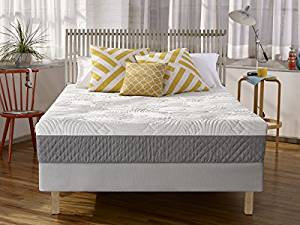Shea 10-inch Memory Foam Mattress from Sleep Innovations – Twin Size