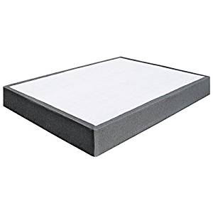 TATAGO 3000lbs Max Weight Capacity 9 Inch Heavy Duty Metal Box Spring Mattress Foundation