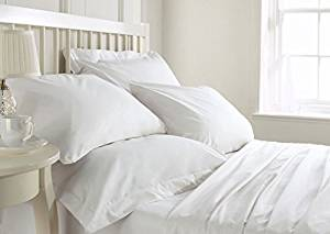 The Manufacturers At Bluemoon Homes Luxurious 1000 Thread Count Italian Finish 100 Egyptian Cotton 4 Piece Bed