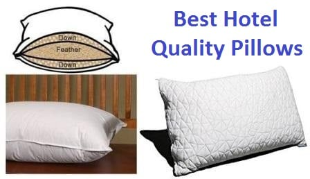 Top 15 Best Hotel Quality Pillows in 2018
