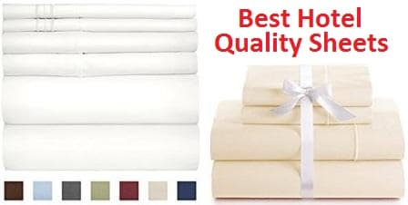 Top 15 Best Hotel Quality Sheets In 2018