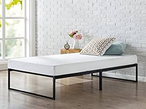 Zinus 12 Inch Platforma Bed Frame, Mattress Foundation