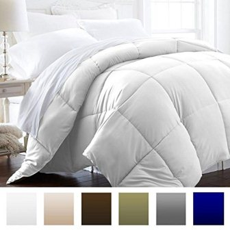 Beckham Hotel Collection 1600 Series - Lightweight - Luxury Goose Down Alternative Comforter