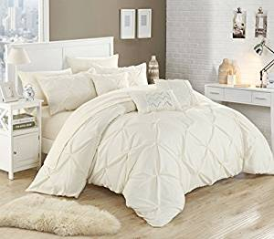 Chic Home 10 Piece Hannah Pinch Comforter Set