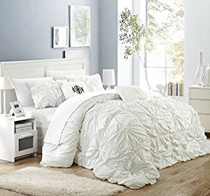 Chic Home CS1430-AN Halpert 6 Piece Comforter Set