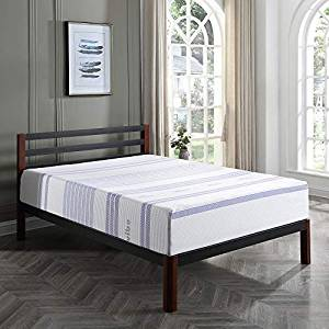 Classic Brands Vibe 12-Inch Gel Memory Foam Mattress in a Box