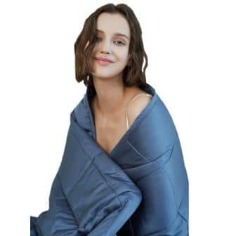 Cooling Weighted Blanket from YnM
