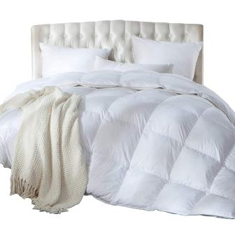 Egyptian Bedding Siberian GOOSE DOWN Comforter