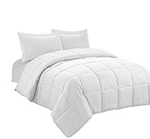 HIG 3pc Down Alternative Comforter Set