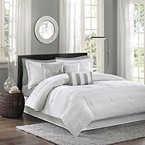 Madison Park Hampton Queen Size Bed Comforter Set