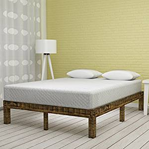 Olee Sleep 8-Inch Ventilated Convolution Memory Foam Mattress in a Box