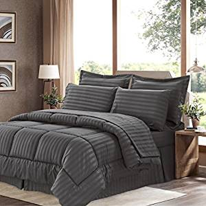 Sweet Home Collection 8 Piece Bed