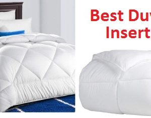 Top 15 Best Duvet Inserts in 2018 – Complete Guide