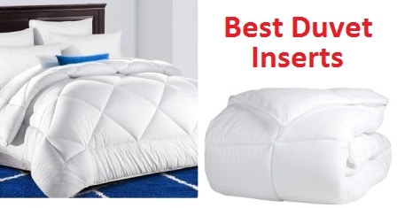 Top 15 Best Duvet Inserts in 2018