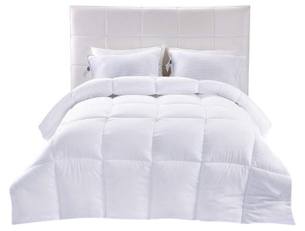 Utopia Bedding Lightweight Comforter, Ultra Soft Down Alternative - All Season Comforter