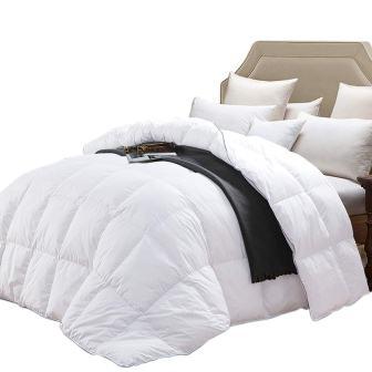 WENERSI White Down Comforter