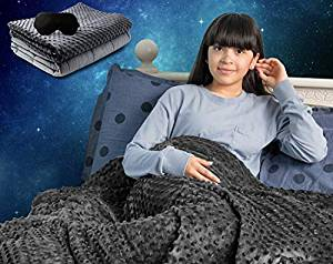 Weighted Blanket Sleep Set from Atmosphere Products