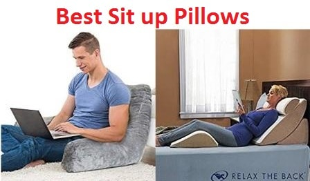 Pleasing Top 15 Best Sit Up Pillows In 2019 Complete Guide Squirreltailoven Fun Painted Chair Ideas Images Squirreltailovenorg