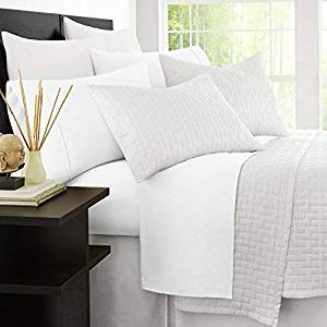 Bamboo-Derived Rayon Bed Sheets