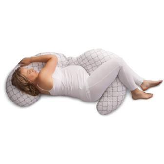 Boppy Slipcovered C-Shaped Pillow