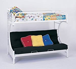 Coaster Home Furnishings Montgomery Twin over Futon Bed