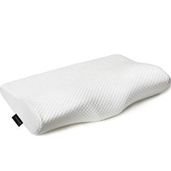 EPABO Contour Memory Foam Pillow Orthopedic Sleeping Pillows, Ergonomic Cervical Pillow