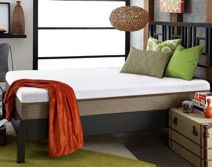 Live and Sleep Resort Ultra 12-Inch Gel-Infused Memory Foam Mattress