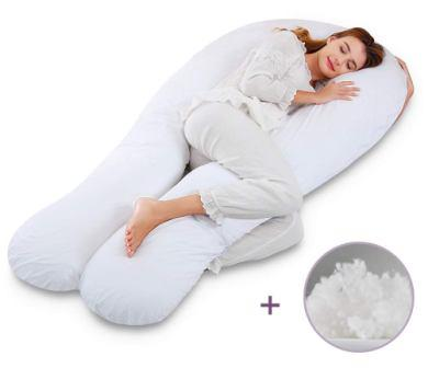 Marine Moon Jumbo Pregnancy Pillow
