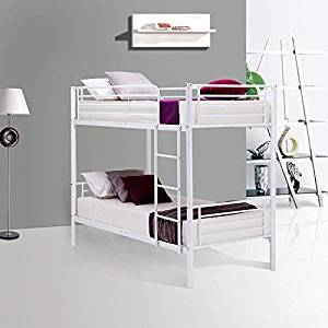 Mecor Twin Over Twin Bunk Bed