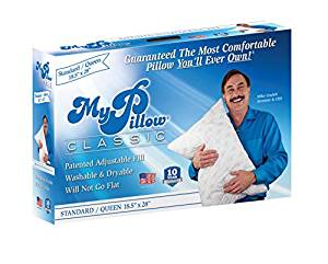 My Pillow Classic Series Bed Pillow (Standard/Queen Firm)